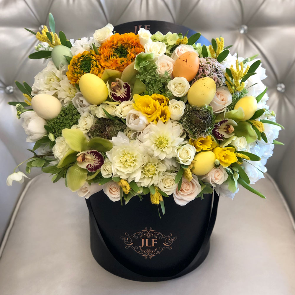 JLF Easter Arrangement