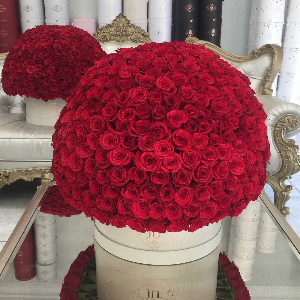 Grandiose 500 Red Rose Box
