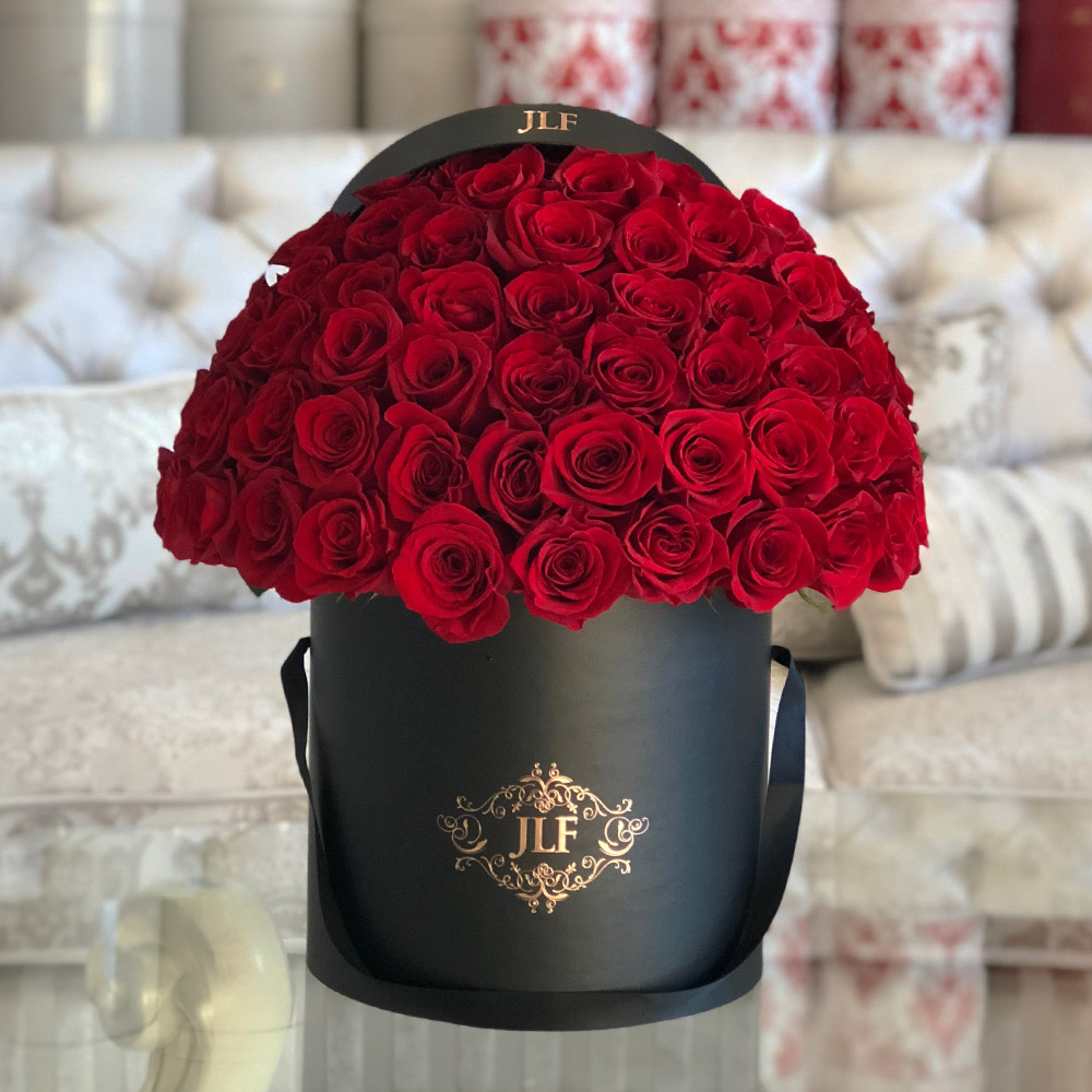 Signature Red Rose Box