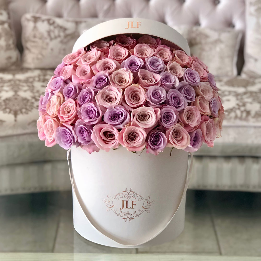 Signature 50 Lavender and Pink