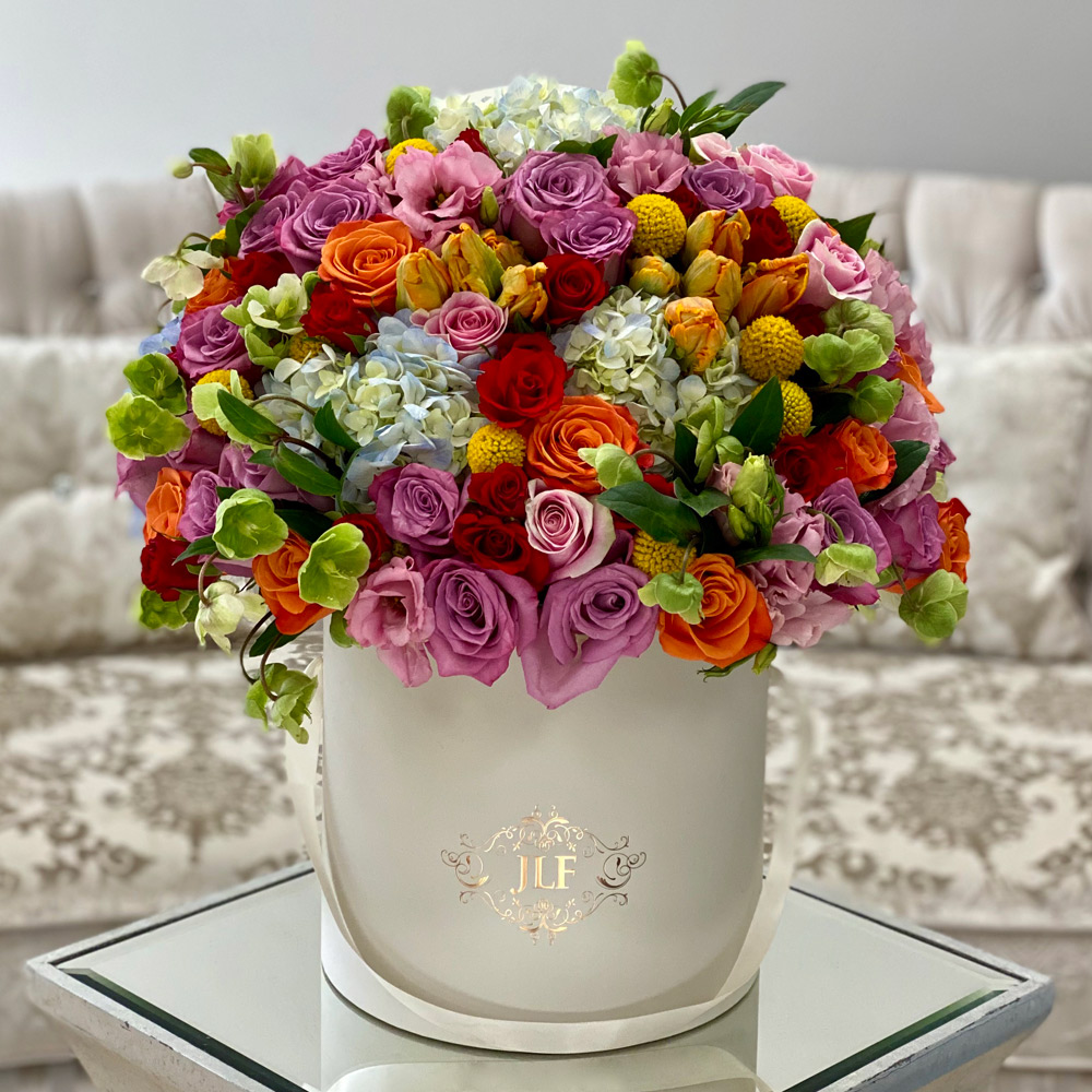 The Perfect Colors Bouquet