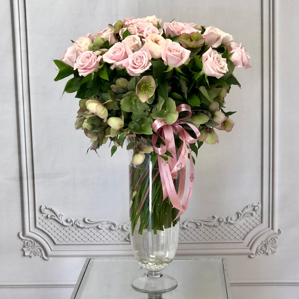 The Chic Arrangement in The Perfect Vase
